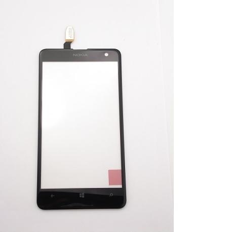 Repuesto Pantalla Tactil para Nokia Lumia 625 - Negra