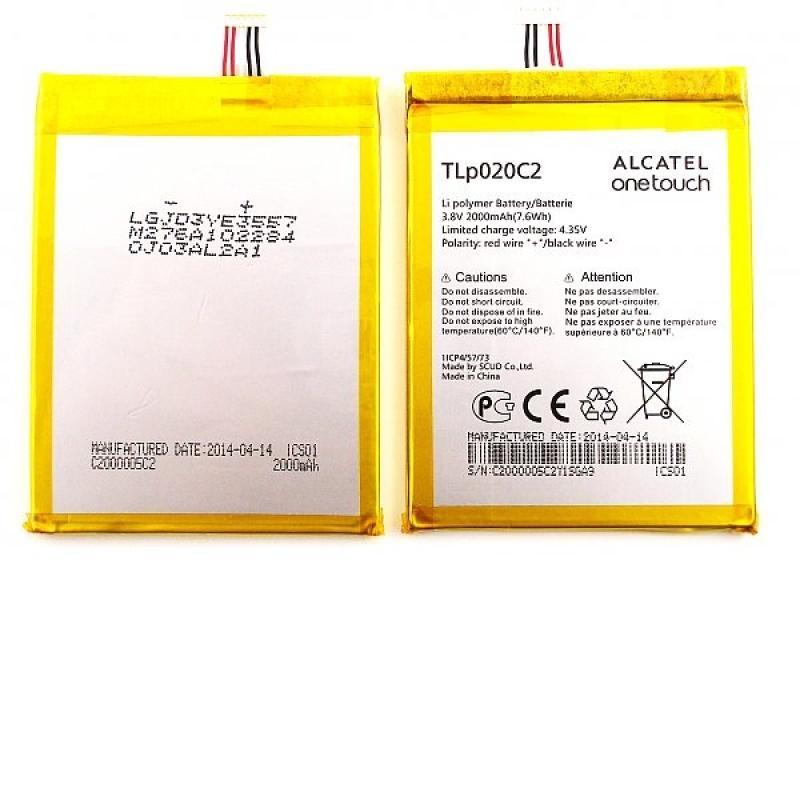 Bateria Original Alcatel Idol S ot-6034 , Idol Alpha OT-6032, Alcaltel One Touch Idol X, 6040