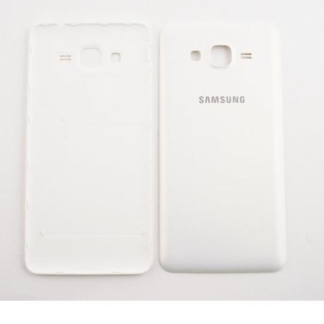 Carcasa Trasera Tapa de Bateria Original para Samsung Galaxy Core Prime SM-G360F - Blanca