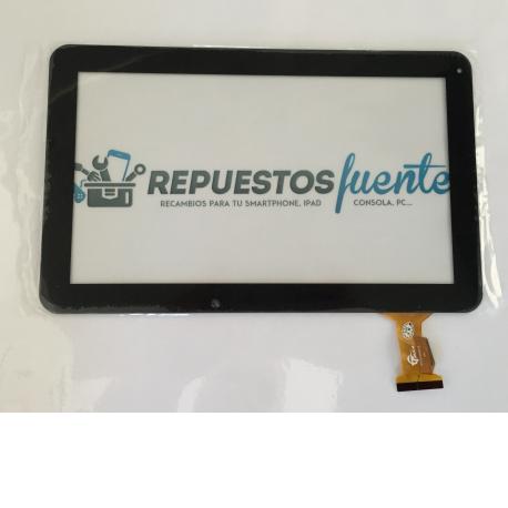 Repuesto Pantalla Tactil para Tablet GT1010PD035 FHX de 10.1 Pulgadas - Negra