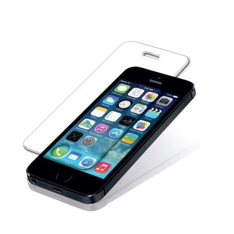 Protector de Pantalla Cristal Templado para iPhone 5, 5S y 5C
