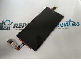 Repuesto Pantalla LCD + Tactil para Zte Nubia Z9 Mini - Negro