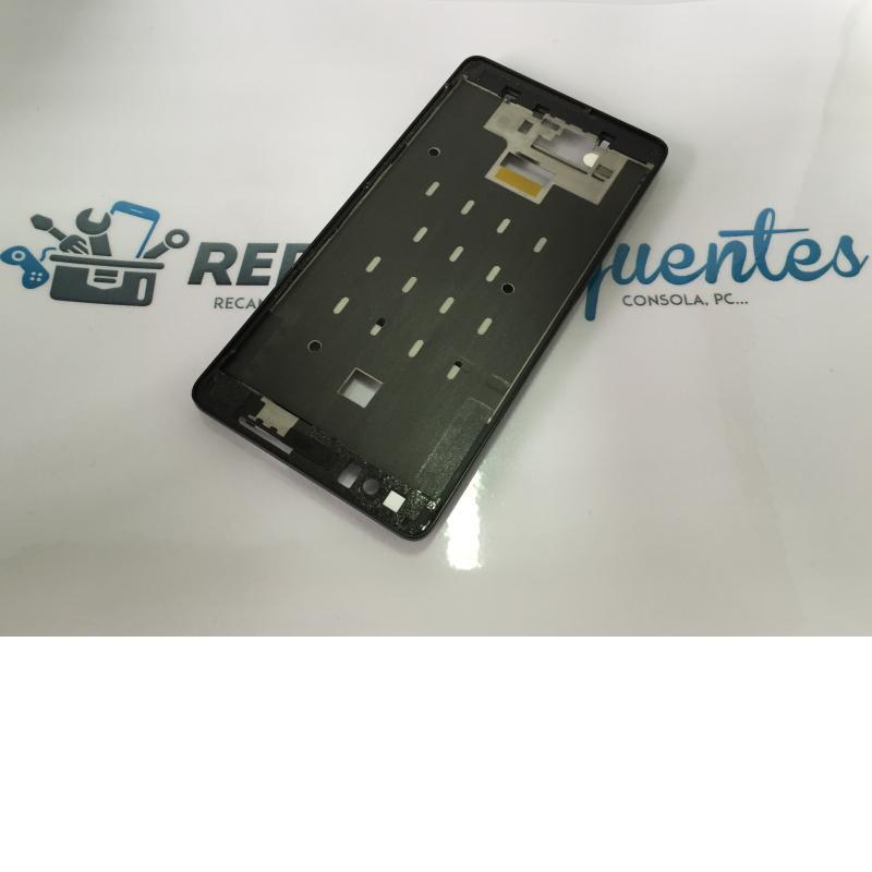Repuesto Carcasa Marco Frontal para Bq aquaris E5 4G / E5s - Remanufacturado