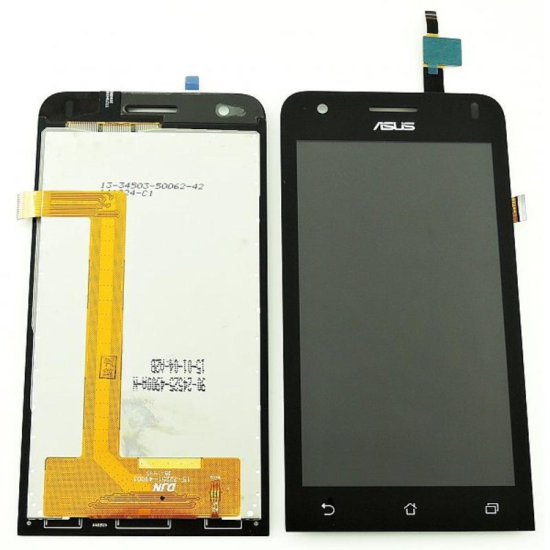Repuesto Pantalla Tactil + LCD para Asus Zenfone C - Negro