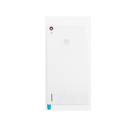 Tapa Trasera batería para Huawei Ascend P7 - Blanca