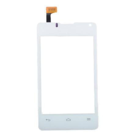 Pantalla tactil cristal digitalizador Original Huawei Ascend Y300 T8833 / U8833 Blanca