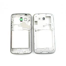 Carcasa Intermedia Con Lente de Camara Original Samsung Galaxy Grand 2 G7102 - Blanca