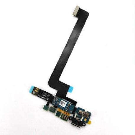 Flex Conector de Carga, Microfono y Vibrador para Xiaomi Miui MI4 M4