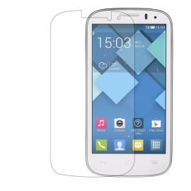 Protector Cristal Templado para Alcatel Touch POP C9 OT7047