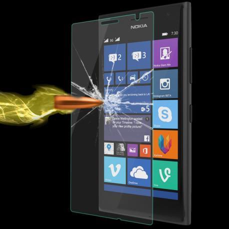 Protector Cristal Templado para Nokia Lumia 730 y 735