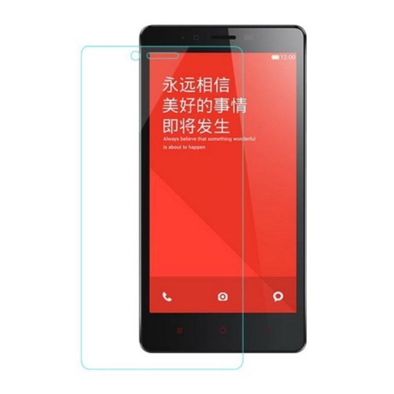 Protector Cristal Templado para Xiaomi Redmi Note