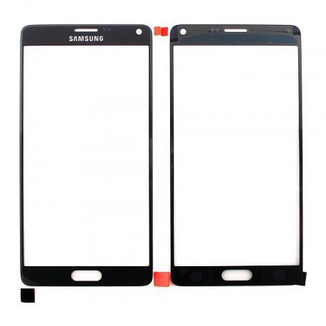 Ventana Cristal Tactil Samsung Galaxy Note 4 N910F Negra