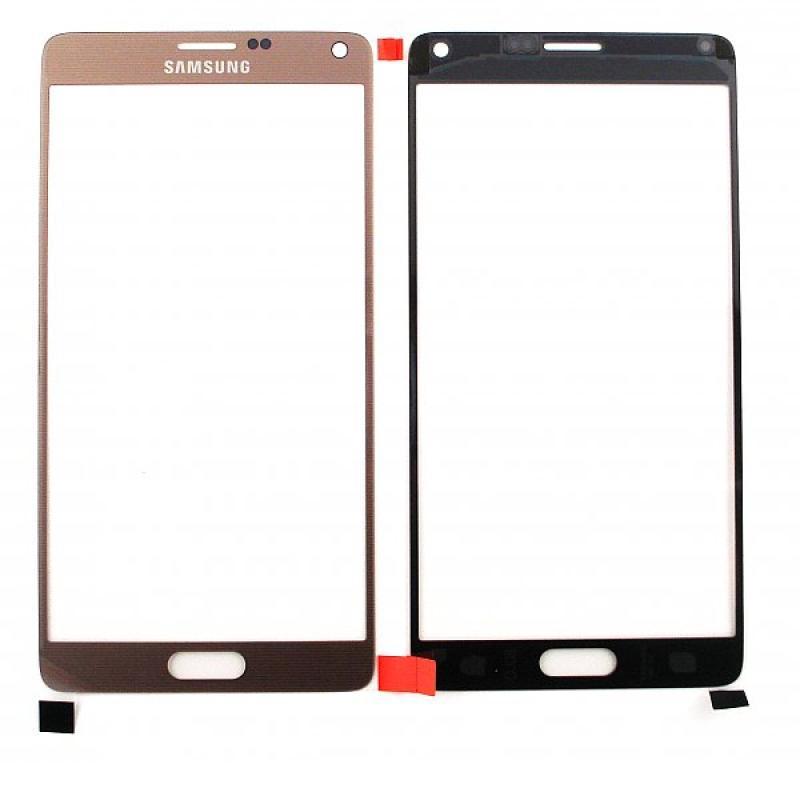 Ventana Cristal Tactil Samsung Galaxy Note 4 N910F Oro