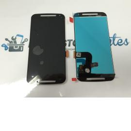 Pantalla Lcd + Tactil Motorola Moto G2 Xt1603 XT1068 - Negra