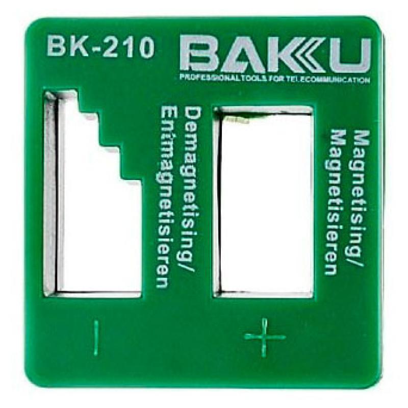 Baku-210 magnetizador y desmagnetizador para destornilladores