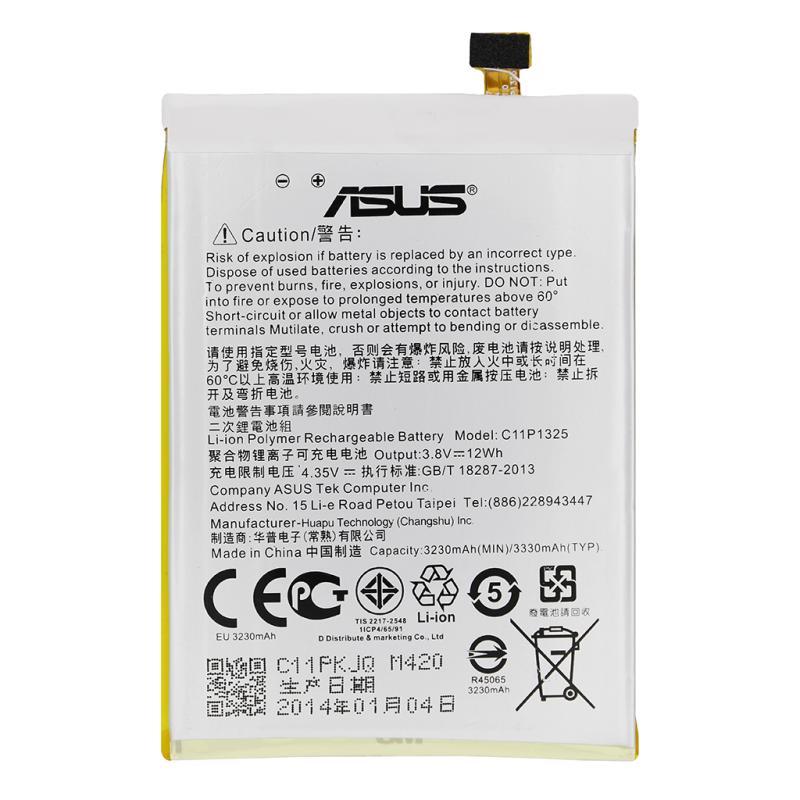Bateria Original para Asus Zenfone 6 / C11P1325 / 3230mAh