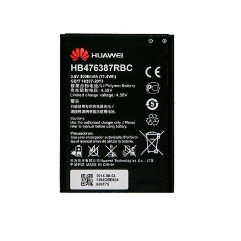 Bateria Original para Huawei Honor 3X G750 / HB476387RBC / 3000mAh