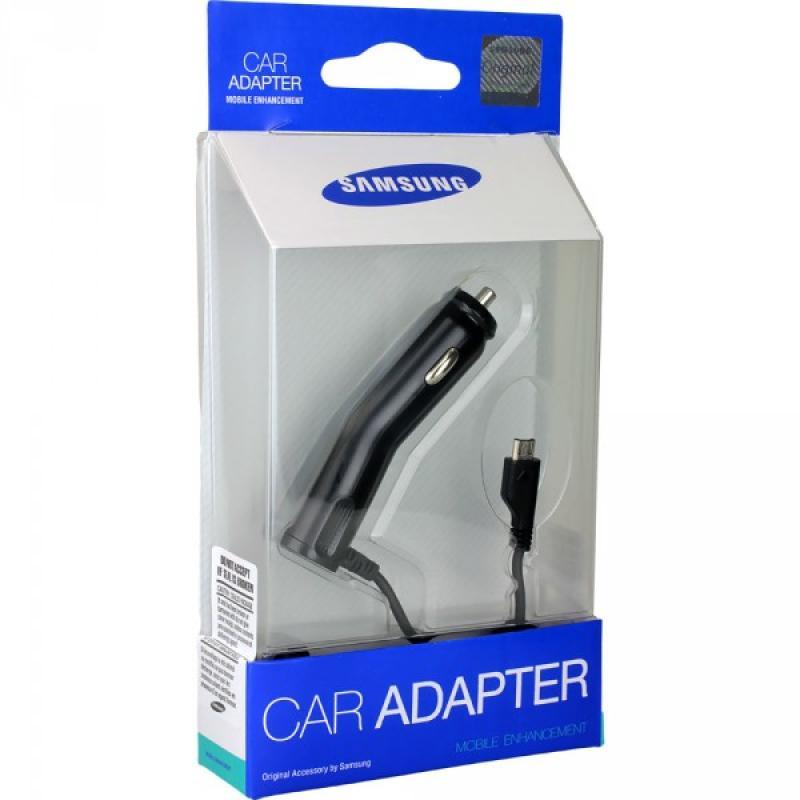 Cargador Coche Micro Usb Original Samsung ACADU10CBE en BLISTER