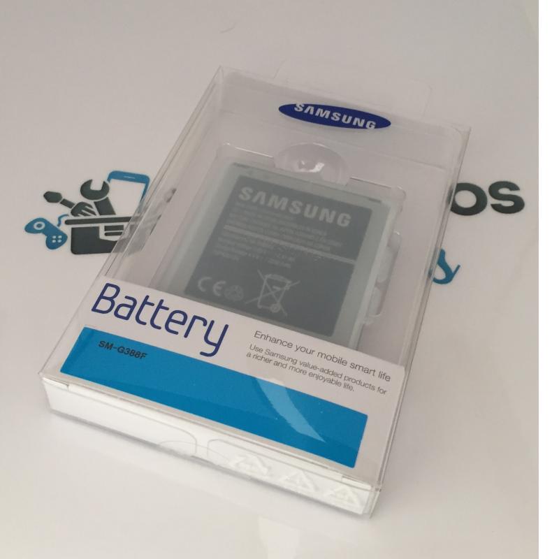 Bateria EB-BG388BBE Original para Samsung SM-G388F Galaxy Xcover 3, SM-G389F / 2200mAh (en Blister)