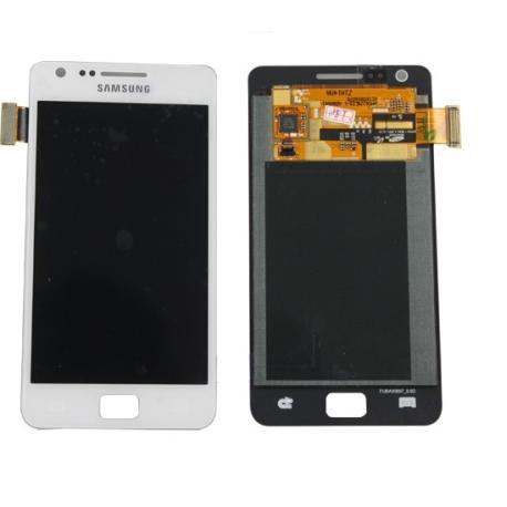 Pantalla Lcd + Tactil Samsung i9100 Galaxy S2 - Blanca
