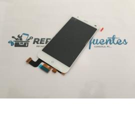 Repuesto Pantalla LCD + Tactil para ZTE Blade S6 - Blanca
