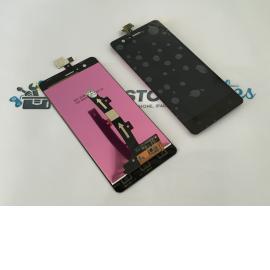 Repuesto Pantalla Tactil + LCD para BQ Aquaris M5 - Negro