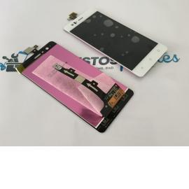 Repuesto Pantalla Tactil + LCD para BQ Aquaris M5 - Blanco