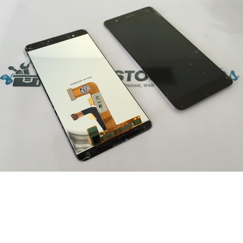 Repuesto Pantalla Tactil + LCD para Huawei Honor 6+ Plus - Blanco / Remanufacturado