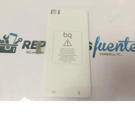 Repuesto Carcasa Trasera Tapa Bateria para BQ Aquaris M5 Blanca Remanufacturado