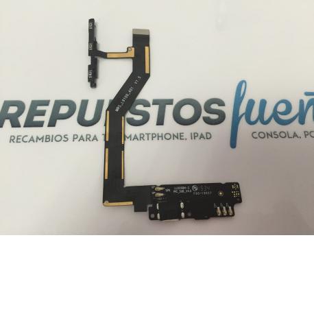 Flex Conector de Carga BQ Aquaris M5 / Remanufacturado