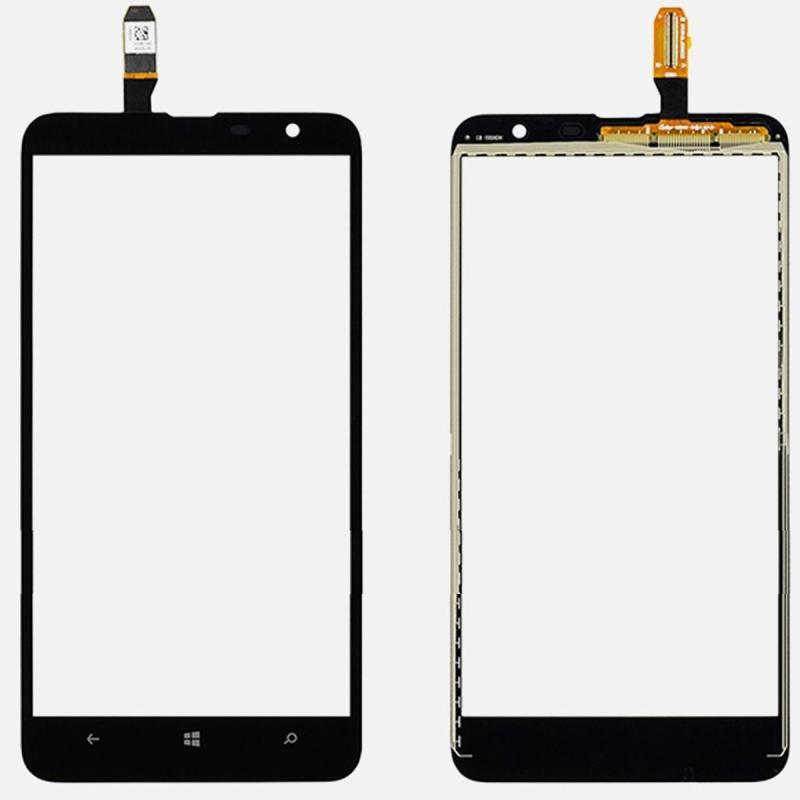 Repuesto Pantalla Tactil Cristal Nokia Lumia 1320 Negro