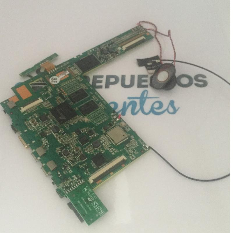 Placa Base Original para Tablet eZeeTab 10D12-S (con HDMI) - Recuperada