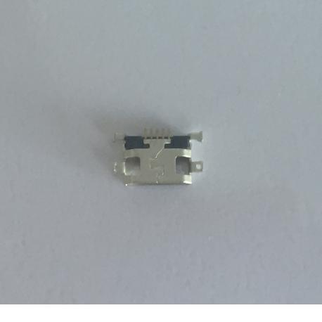 Conector de Carga Micro USB para Huawei Ascend Y511