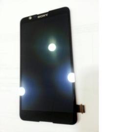 Repuesto Pantalla Tactil + LCD para Sony Xperia E4 E2104 E2105 - Negro