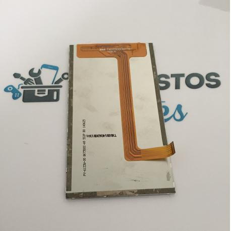 Repuesto Pantalla LCD Original para Karbonn A19 - Desmontaje