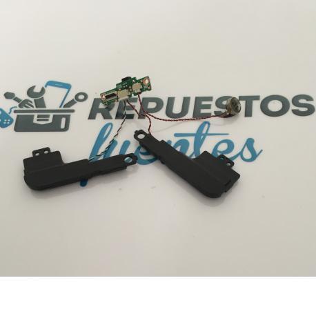 Modulo con Vibrador y Juego de Altavoces para BQ Edison 3 Mini - Recuperado