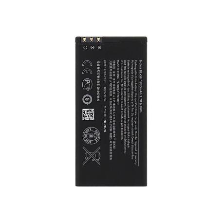 Bateria Original para Nokia Lumia 630 635 / BL-5H/ 1830mAh