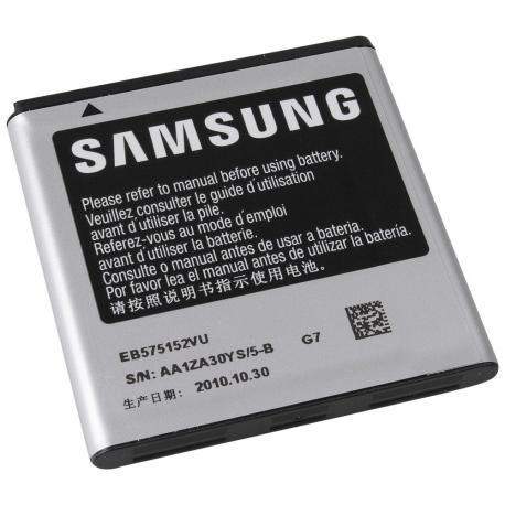 Bateria Original para Samsung Galaxy S I9000 / EB575152VU / 1500 mAh