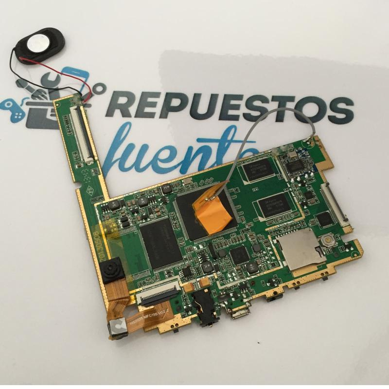 Placa Base Original para Tablet Lexibook Tablet One MFC142PT de 7 Pulgadas - Recuperada
