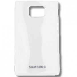 Tapa trasera de Samsung Galaxy s2 BLANCA
