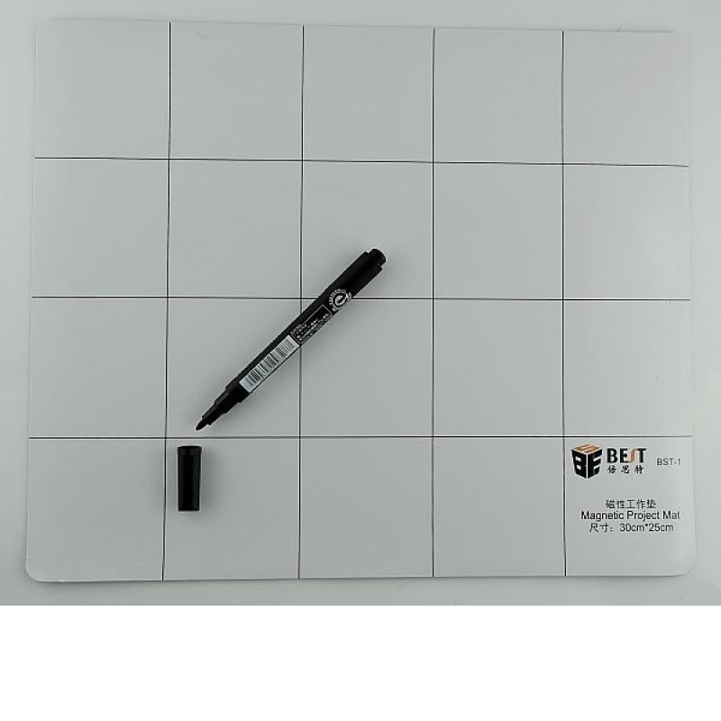 Alfombra Manta Magnetica para Reparaciones 30x25 cm - Best BST-1