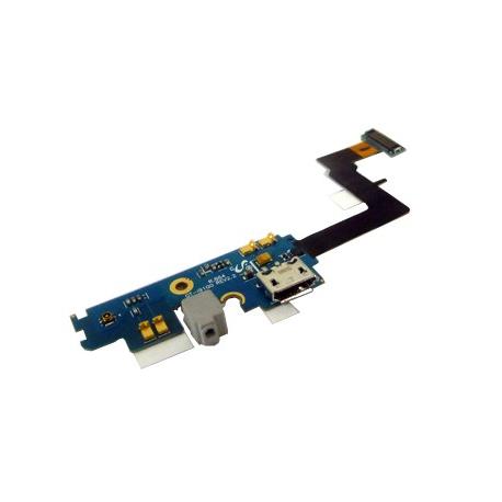 Cable Flex con conector de carga para samsung i9100