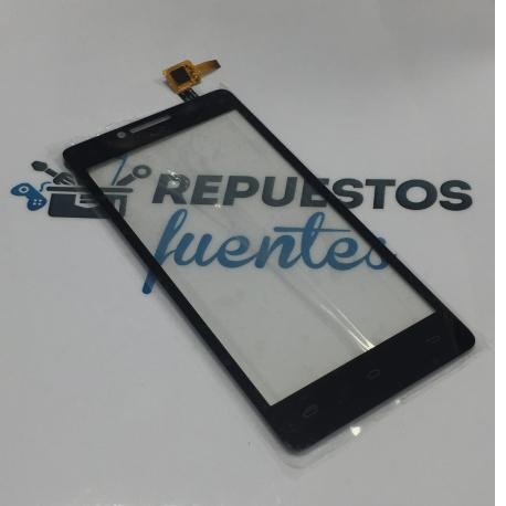 Repuesto Pantalla Tactil para Prestigio MultiPhone PAP5500 Duo - Negra