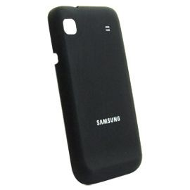 Tapa Trasera de Bateria para Samsung Galaxy S i9000 - Negra