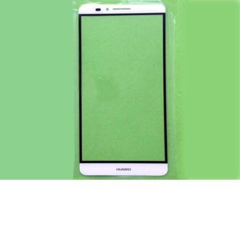 Cristal Ventana Gorilla Glass Blanco Huawei Ascend Mate 7 - Blanco