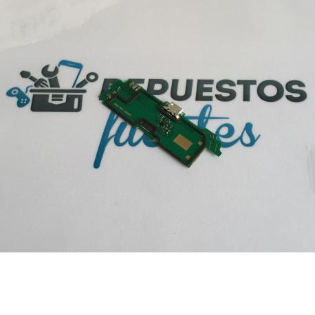 Repuesto Flex Conector de Carga Micro USB y Microfono para Lenovo A850