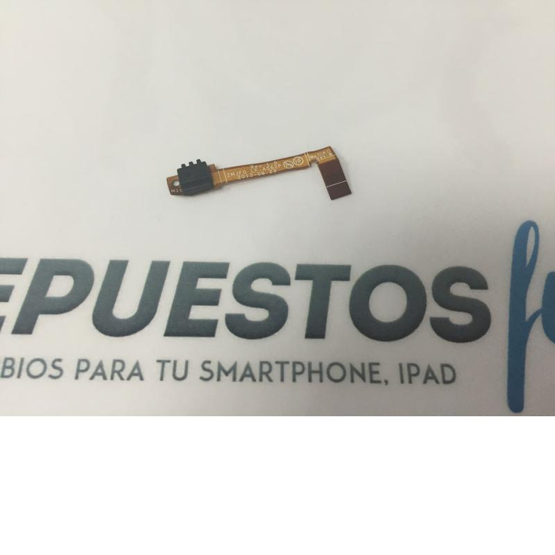 Flex Sensor de Proximidad Original Tablet HP Slate 8 Pro model: 7600es - Recuperado