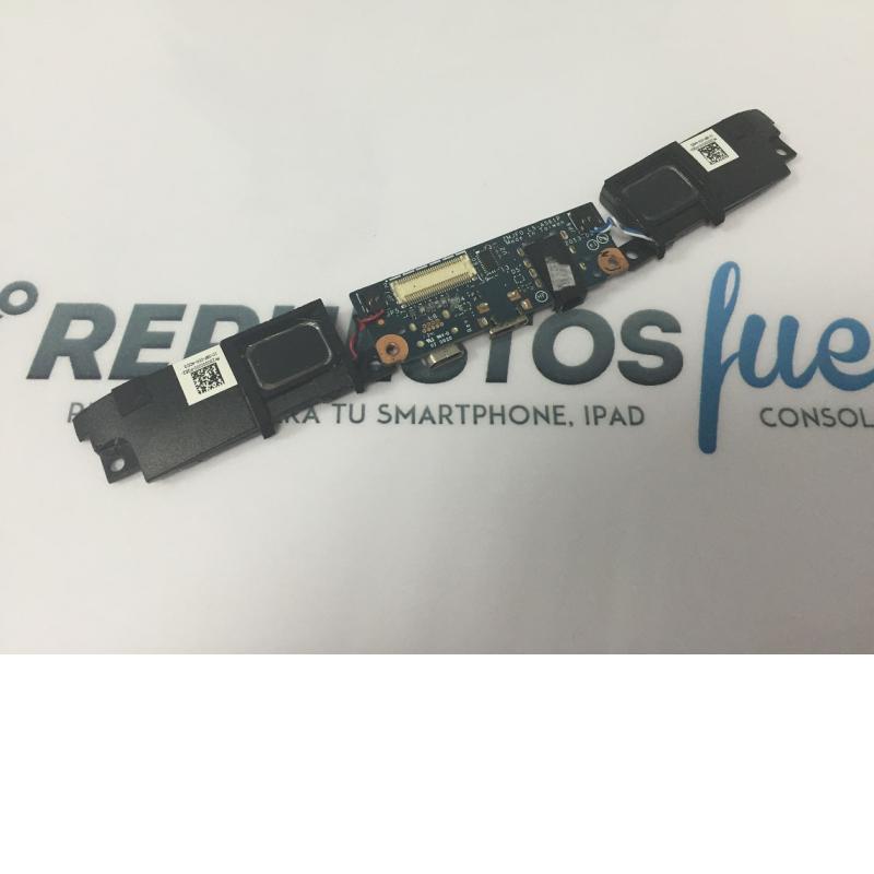 Modulo de Carga y buzzer Original Tablet HP Slate 8 Pro model: 7600es - Recuperado