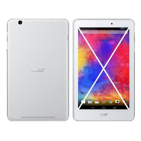 Repuesto de Tablet Completa para Reparar - Acer iconia B1-810 - Blanca
