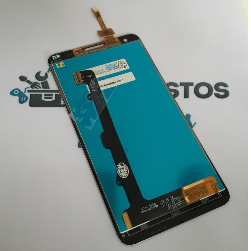 Repuesto Pantalla Tactil + LCD para Huawei Honor 3X PRO - Blanca